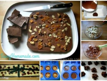 homemade chocolate recipe from scratch