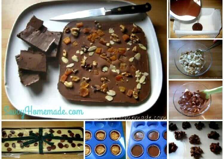 homemade chocolate recipe from scratch
