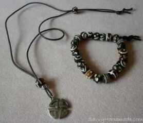 homemade jewelry for men