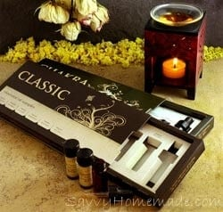 mountainrose essential oil kit