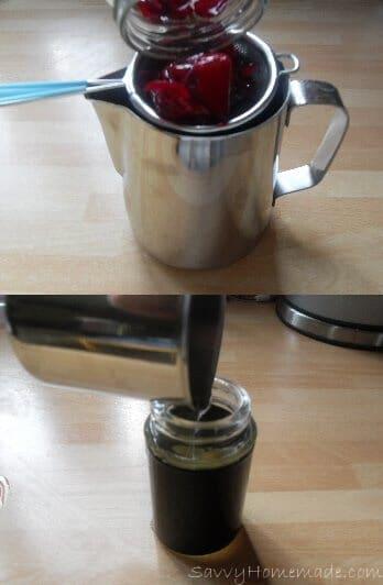 Homemade Rose Essential Oil