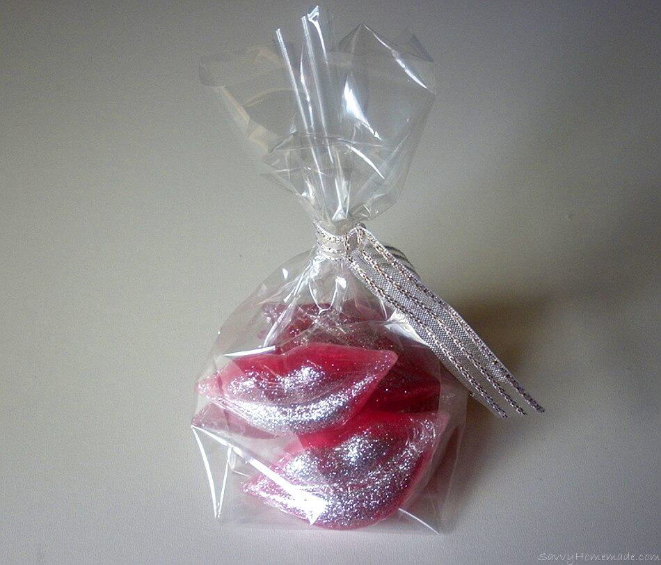 strawberry scented lip gloss Soap