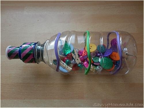 Kids Button Bottle
