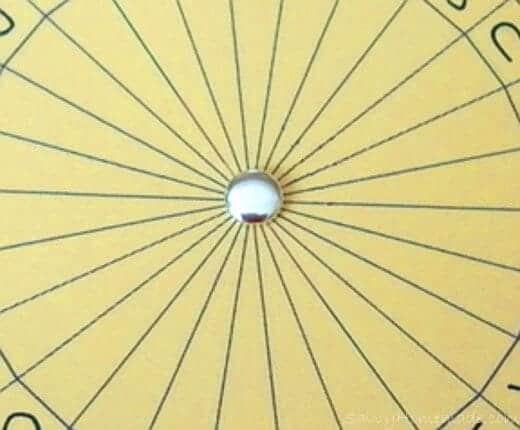 making a kids cipher wheel3
