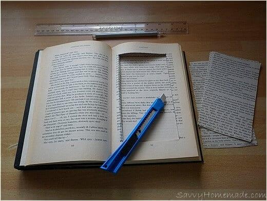 making a book safe2
