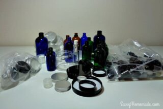beauty packaging and cosmetic containers
