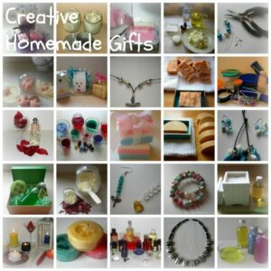 creative homemade gifts