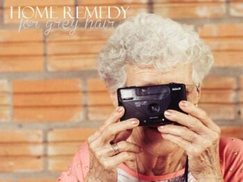 Home Remedy For Grey Hair