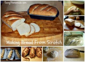 homemade bread recipes from scratch
