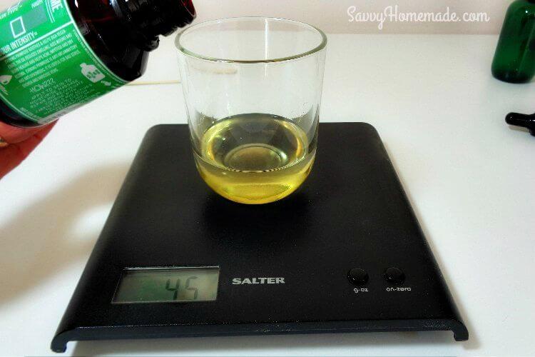 making an anti-aging serum