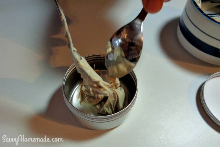 how to make hair clay step 4