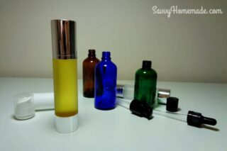 face moisturizer using only natural oils