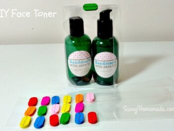 How To Make A Natural DIY Face Toner