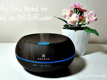 why you need to get an oil diffuser