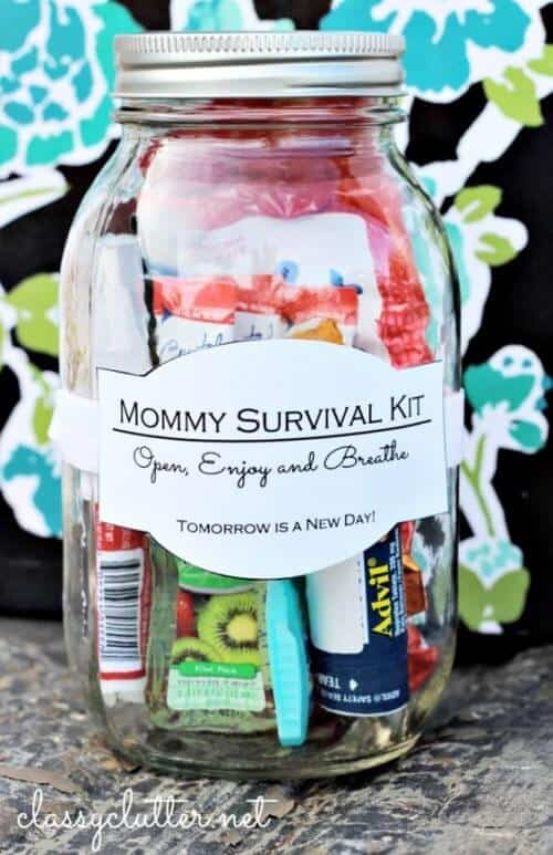 Survival Kit for Moms