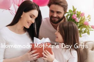 15 Homemade & Personalized Mother's Day Gifts