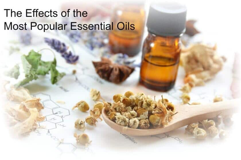 effects of popular essential oils