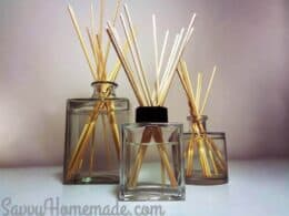 Gorgeous diy reed diffuser