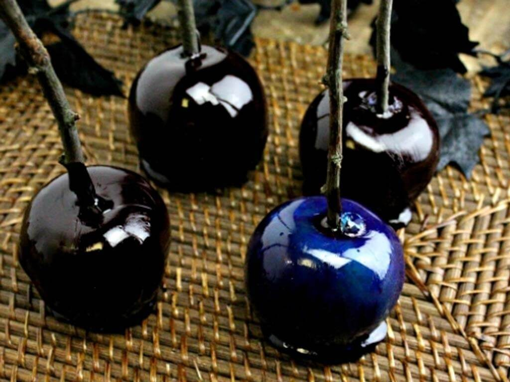 Poison Candy Apples