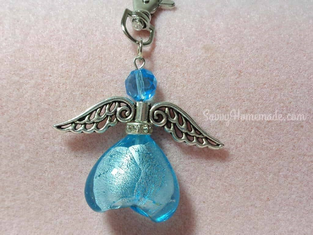 How To Make Amazing Keychains With Beads And Charms