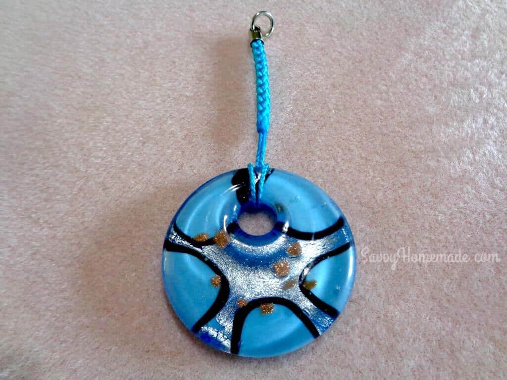 what you need to make beaded keychain 4