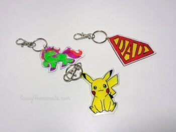 How To Make A Personalized DIY Keychain