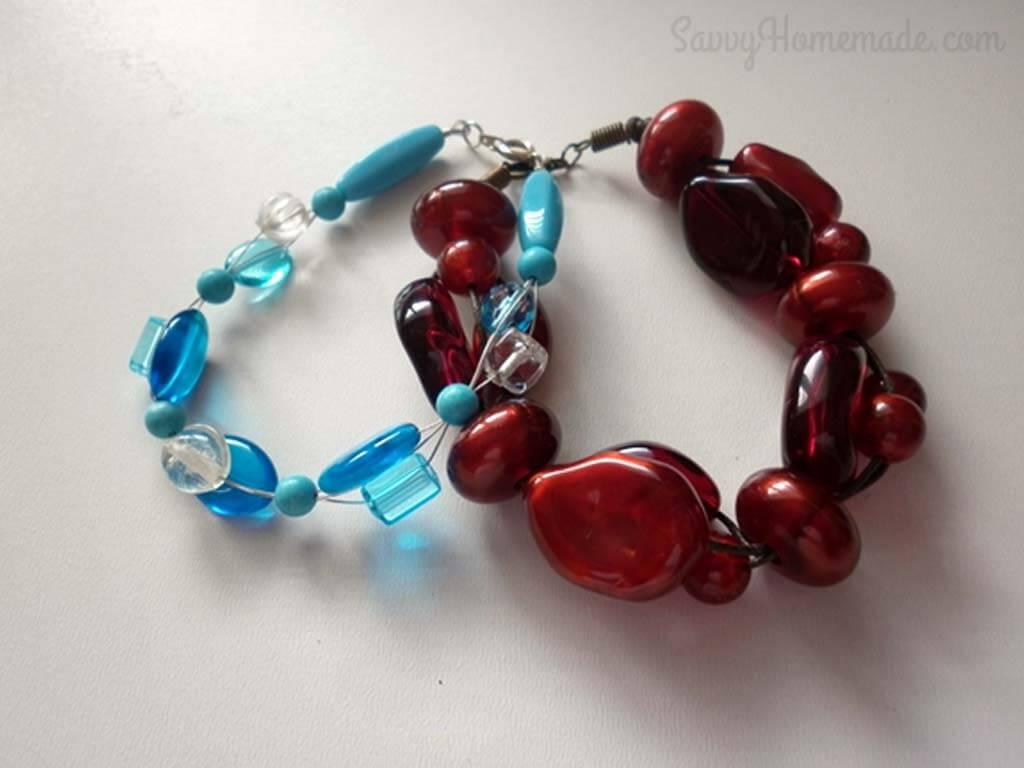 DIY Multi Strand Bracelets