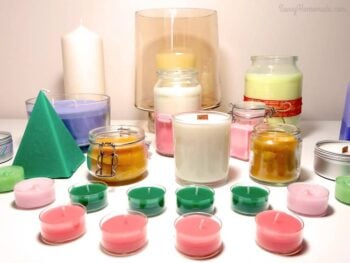 candle making for beginners