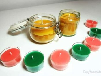 How To Make Beeswax Candles With Luxurious Aromas