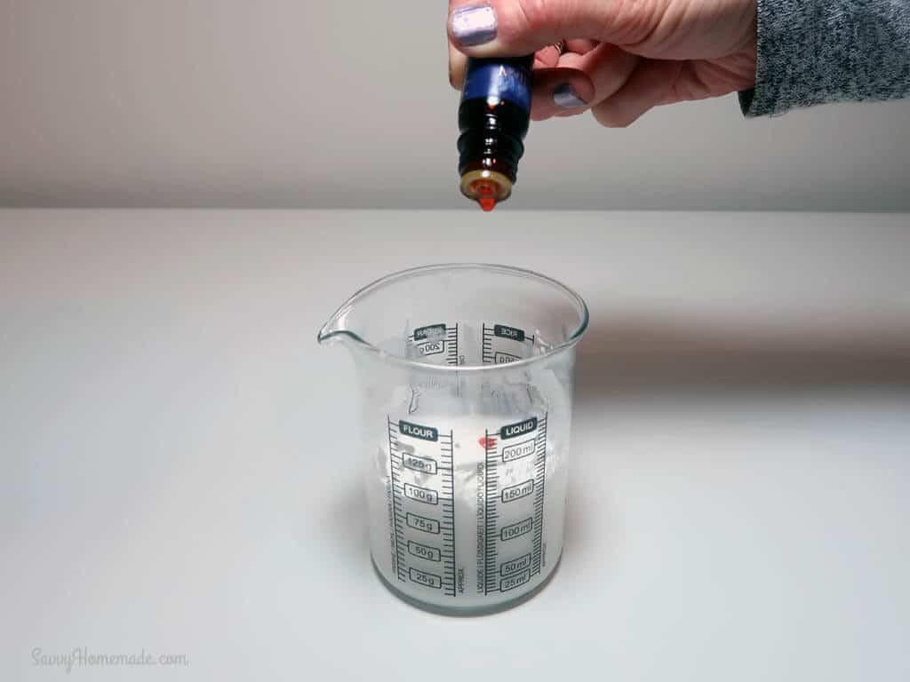 Adding your essential oil