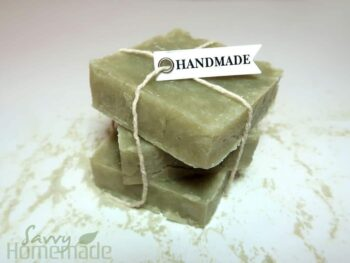 My best homemade HP soap recipe with clay