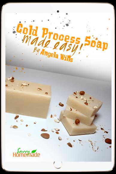 soapmaking ebook