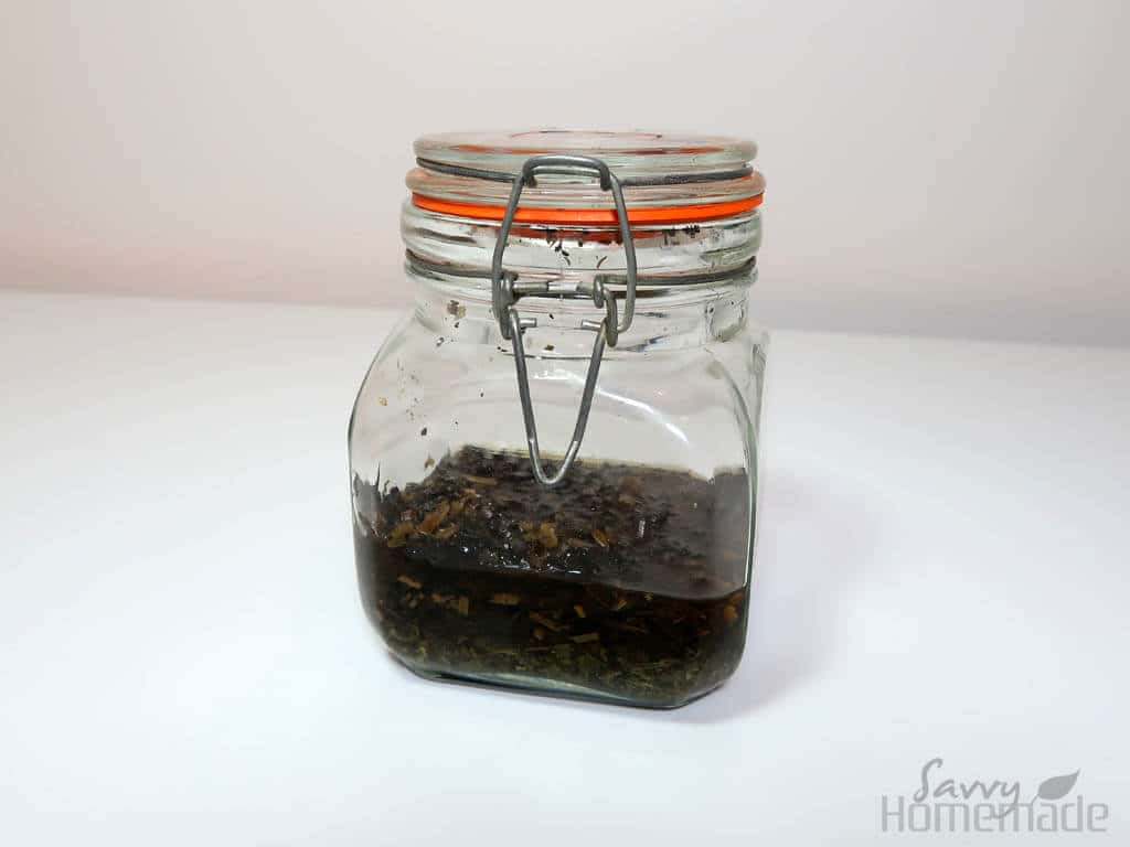My best flu remedy e: You can leave your tincture for longer to get the most out of your root.