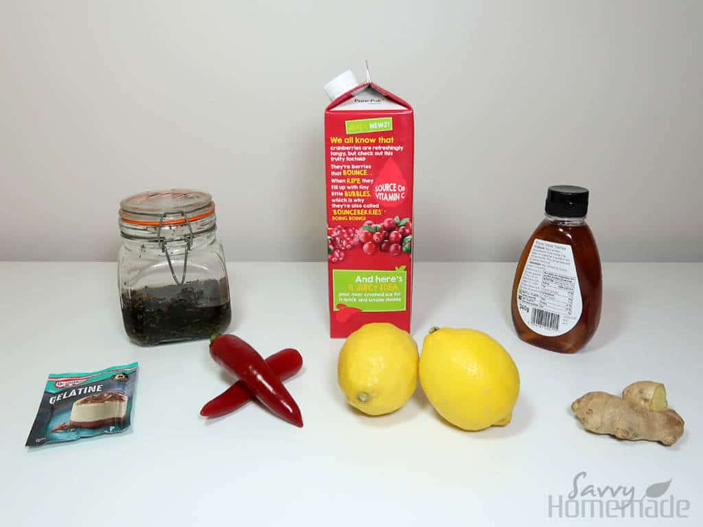 What you need to make one of my best natural remedies a