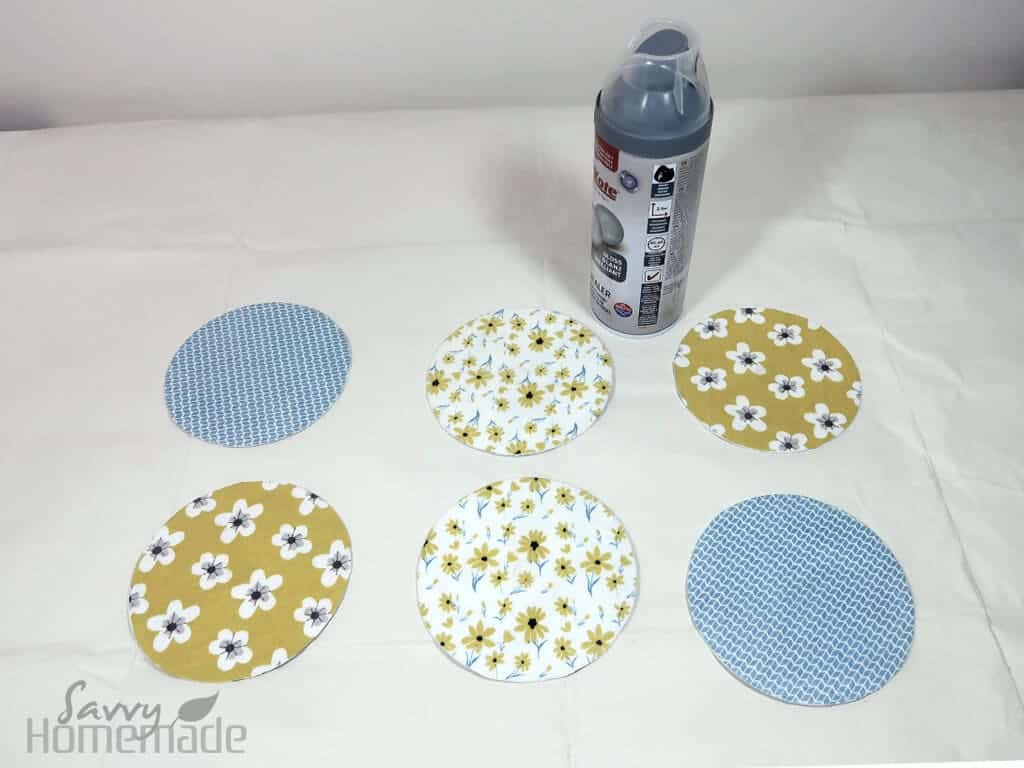how to make diy coasters h