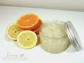 homemade body scrub recipes