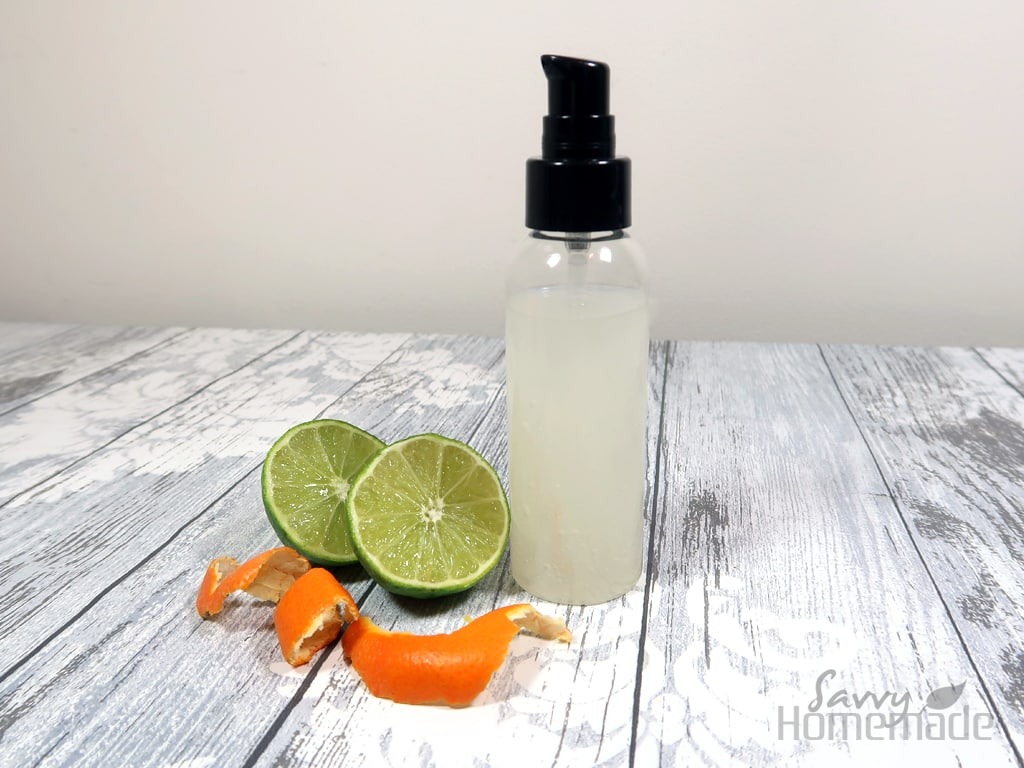 Facial Cleanser Recipes For Clear Skin