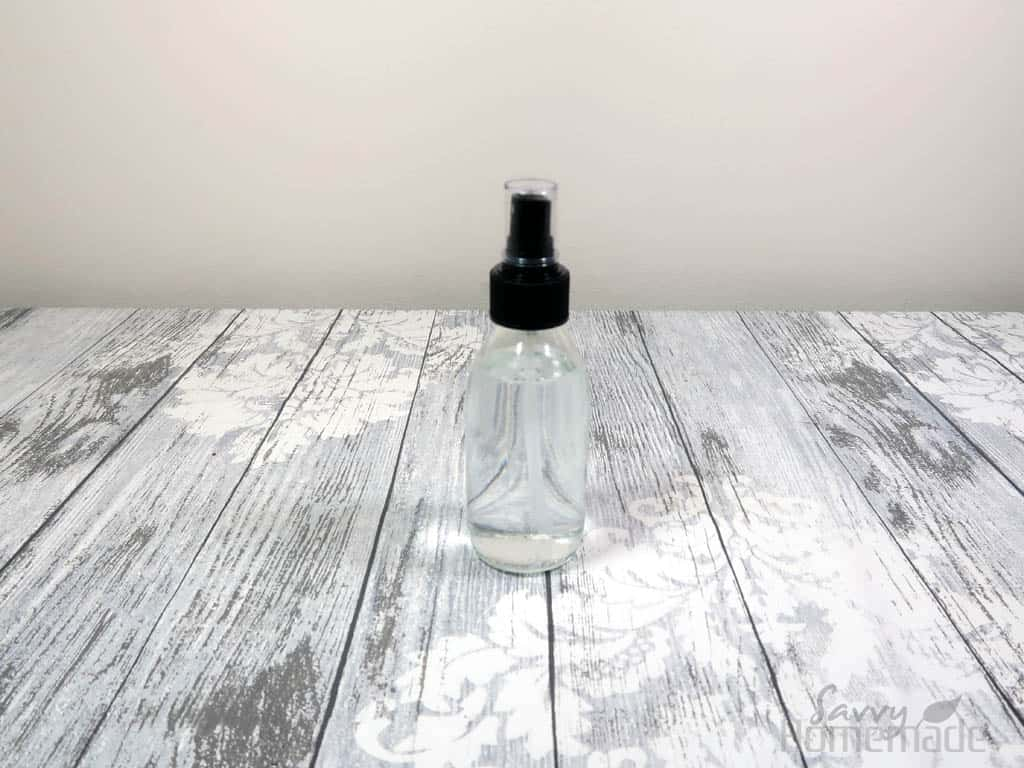 Step 5b: With a preservative, your micellar water should have a shelf life of around 6 months