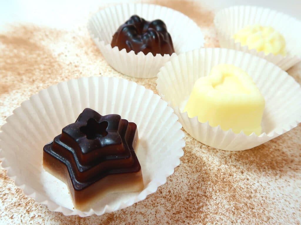 diy chocolate bath melts