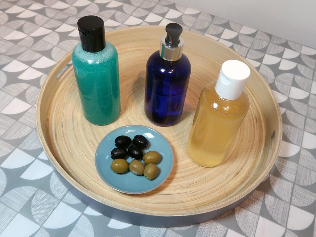 DIY Liquid Castile Soap