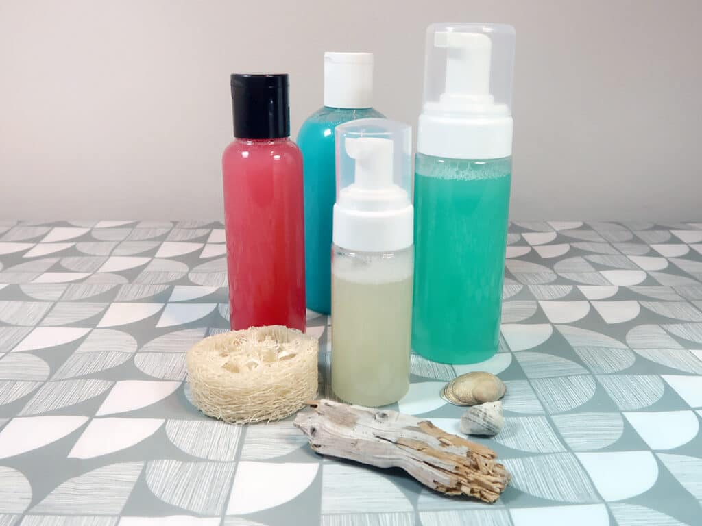 5 ways to customize liquid soap base recipes