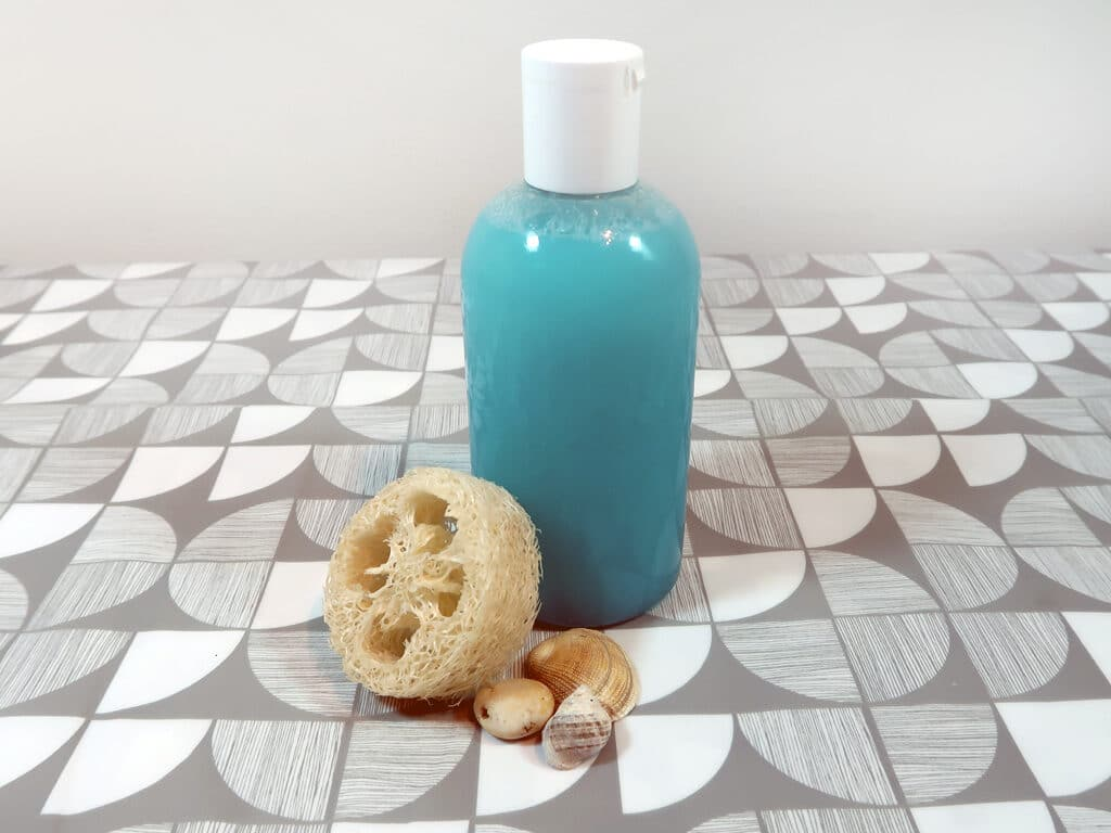Super easy liquid soap base recipe