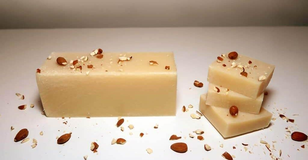 Easy homemade soap with base