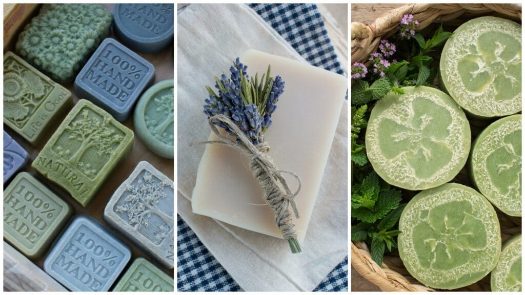 natural soap making course