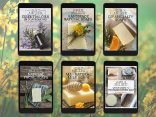 how to make natural soap at home course